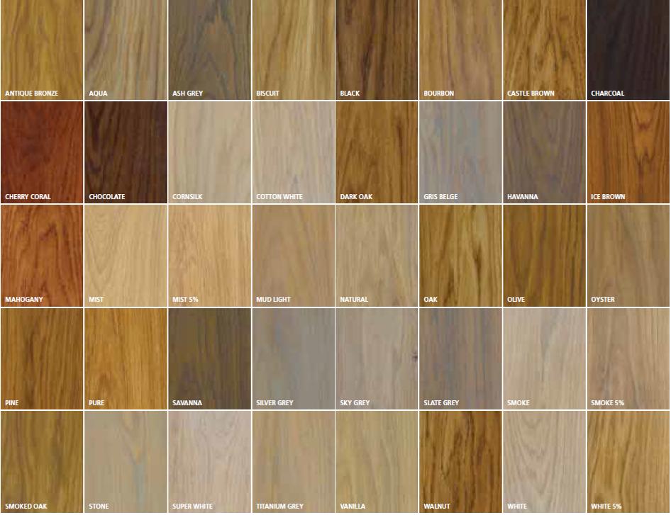 Rubio Monocoat Colour